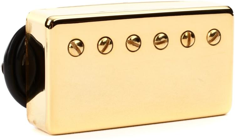 DiMarzio PAF 36th Anniversary Humbucker Pickup - F-spaced Gold image 1