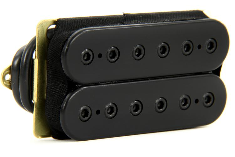 DiMarzio PAF Pro Humbucker Pickup - Black image 1