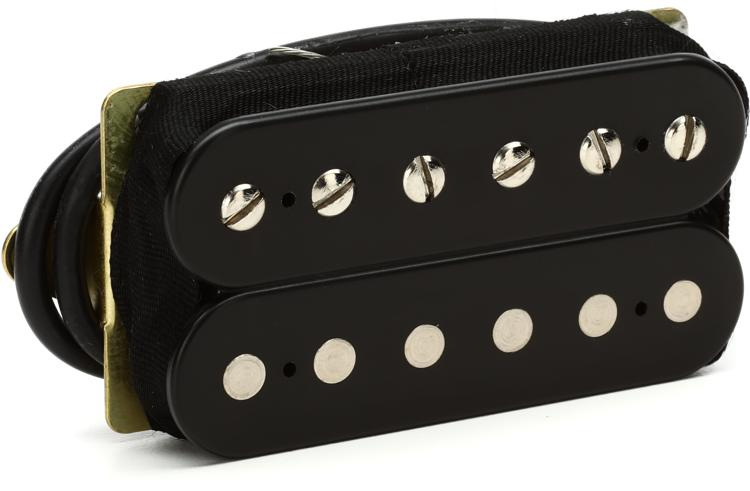 DiMarzio The Tone Zone Humbucker Pickup - F-spaced Black image 1