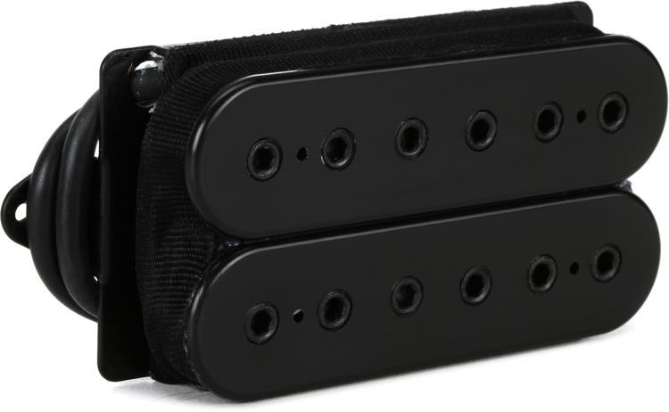 DiMarzio Evolution Neck Humbucker Pickup - Black image 1