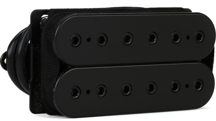 DiMarzio Evolution Neck Humbucker Pickup - F-spaced Black image 1