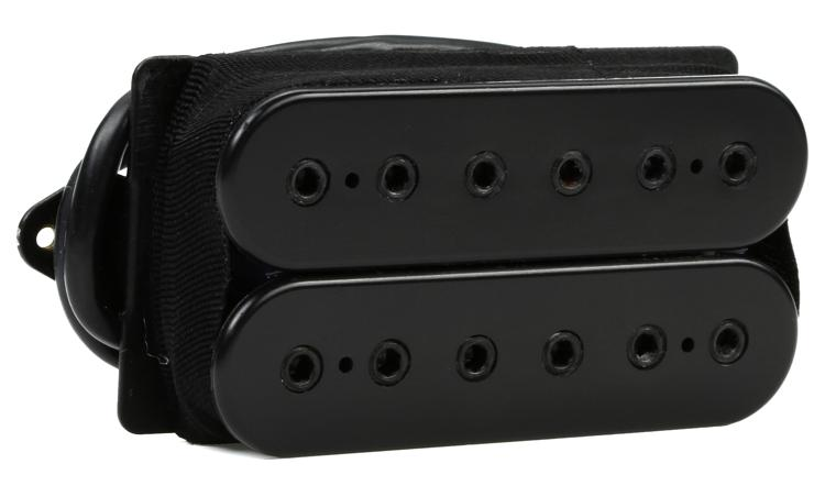 DiMarzio Evolution Bridge Humbucker Pickup - Black image 1