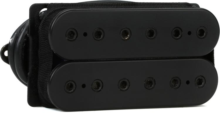 DiMarzio Evolution Bridge Humbucker Pickup - F-spaced Black image 1