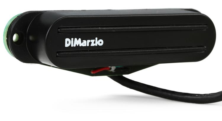 DiMarzio Fast Track 1 Single Coil Pickup - Black image 1