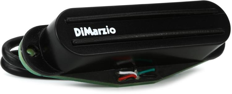 DiMarzio Fast Track 2 Single-coil Pickup - Black image 1