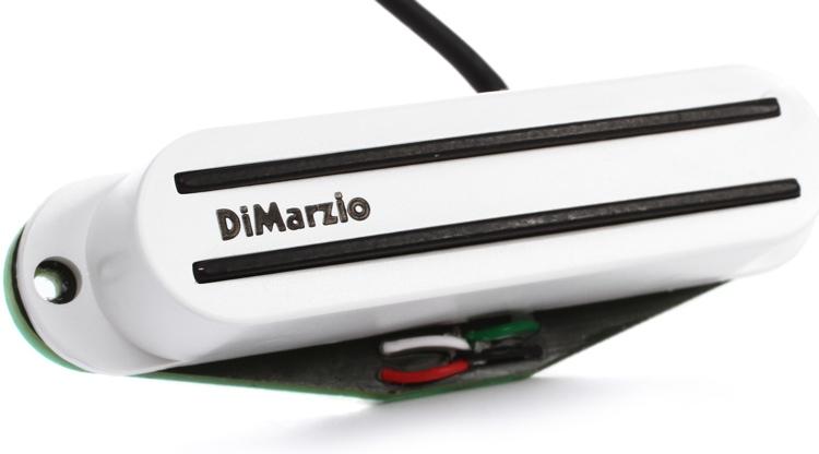 DiMarzio The Cruiser Neck Single Coil Pickup - White image 1