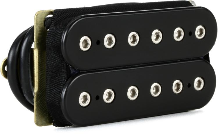 DiMarzio PAF Joe Humbucker Pickup - Black image 1