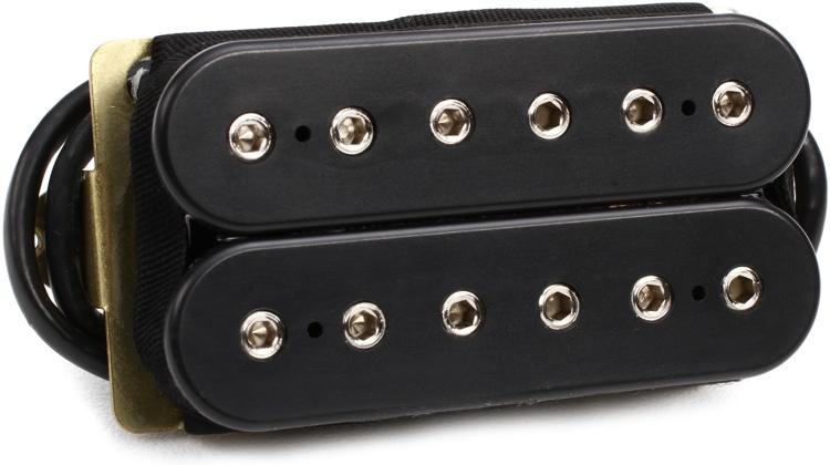 DiMarzio D Activator Neck Humbucker Pickup - Black image 1