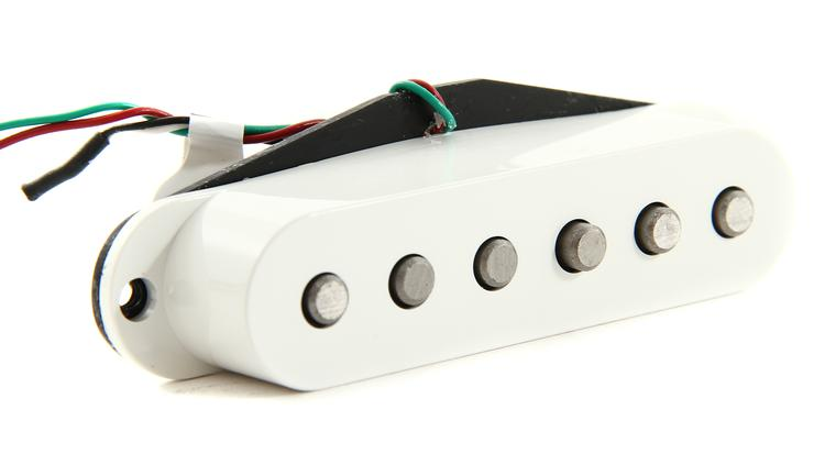 DiMarzio Area 61 Single Coil Pickup - White image 1