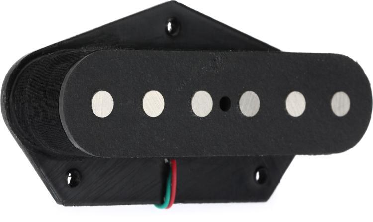 DiMarzio Area Hot T Bridge Telecaster Pickup - Black image 1