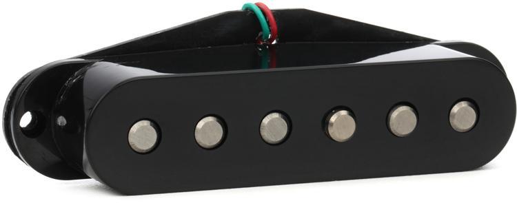 DiMarzio Injector Neck Single Coil Pickup - Black image 1