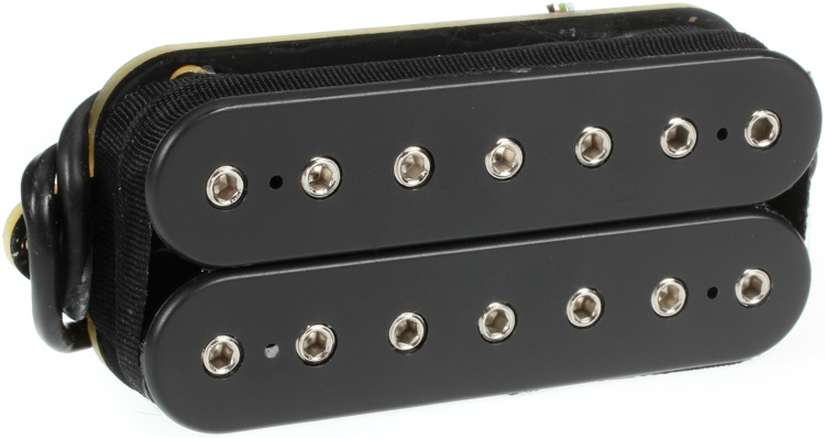 DiMarzio Evolution 7 Humbucker Pickup - Black image 1
