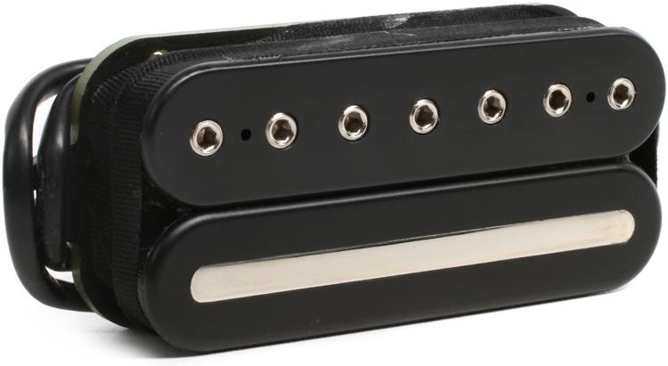 DiMarzio Crunch Lab 7 Humbucker Pickup - Black image 1