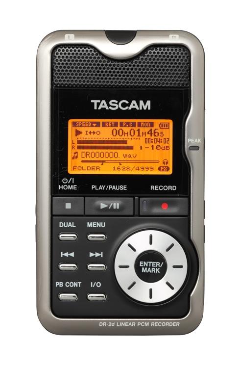 TASCAM DR-2d image 1