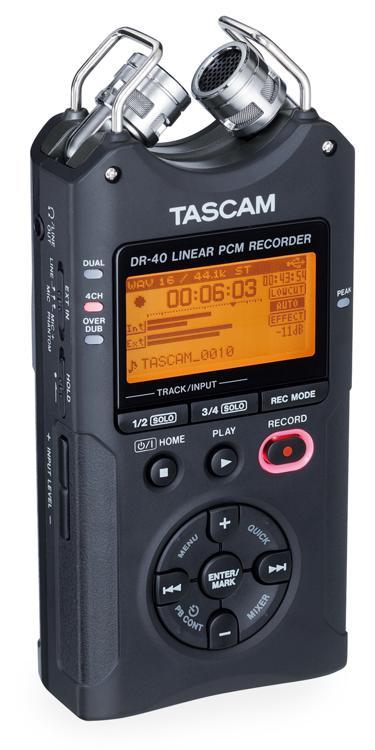 TASCAM DR-40 image 1
