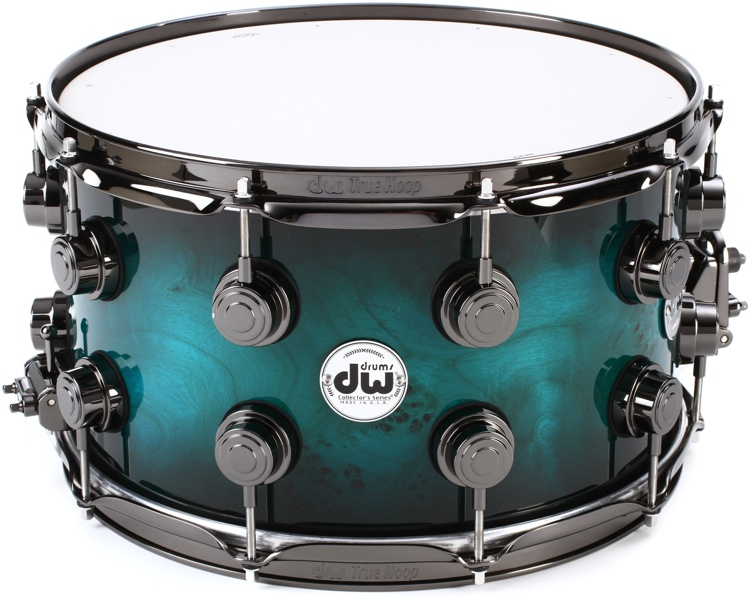 DW Collector\'s Series Exotic Snare Drum - 8