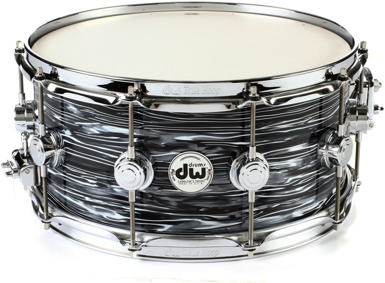 DW Collector\'s Series Finish Ply Snare - 6.5