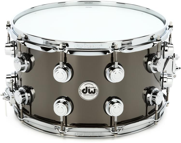DW Collector\'s Series Metal Snare - 8