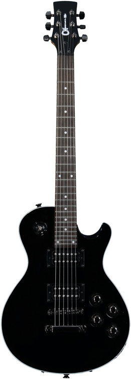 Charvel Desolation DS-3 ST - Black image 1