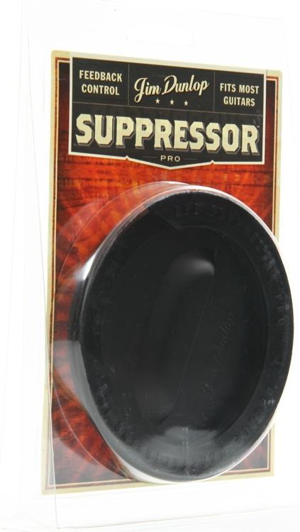 Dunlop DSB312 Suppressor Pro - 1 Louver - Black image 1