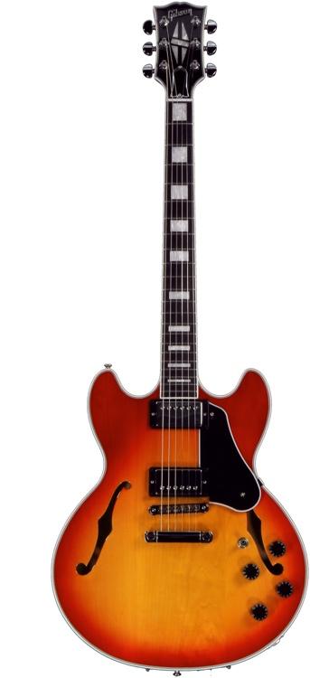 Gibson Midtown Custom - Heritage Cherry Sunburst image 1