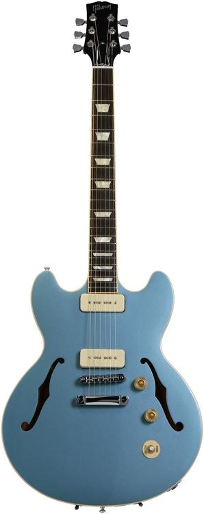 Gibson Midtown Standard P-90 - Pelham Blue image 1
