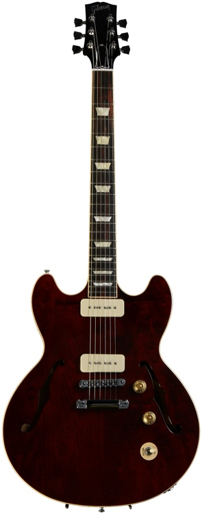 Gibson Midtown Standard P-90 - Wine Red image 1