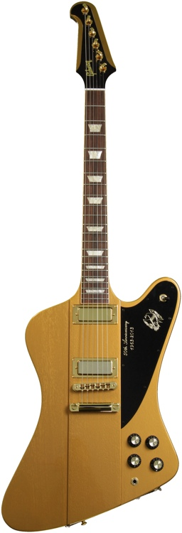 Gibson 50th Anniversary Firebird - Bullion Gold image 1