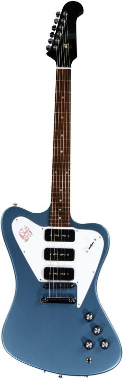 Gibson Firebird Studio Non-Reverse - Pelham Blue Finish image 1