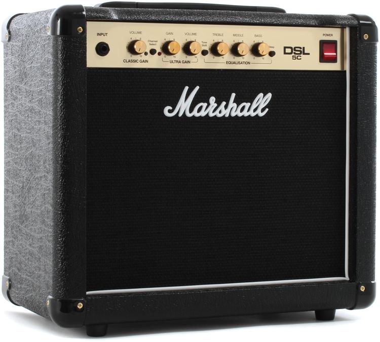 Marshall DSL5C 5/1-watt 1x10