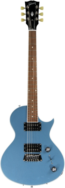Gibson Nighthawk Studio - Pelham Blue image 1