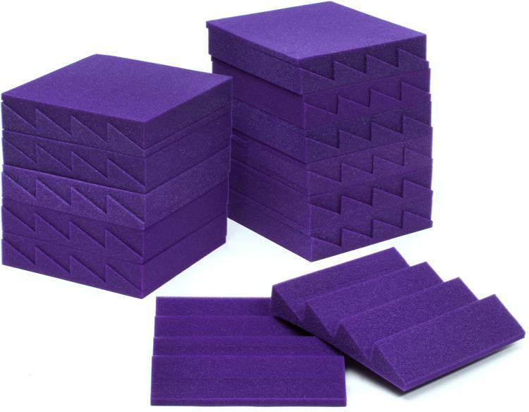 Auralex Designer Series Treatment 114 - Purple image 1