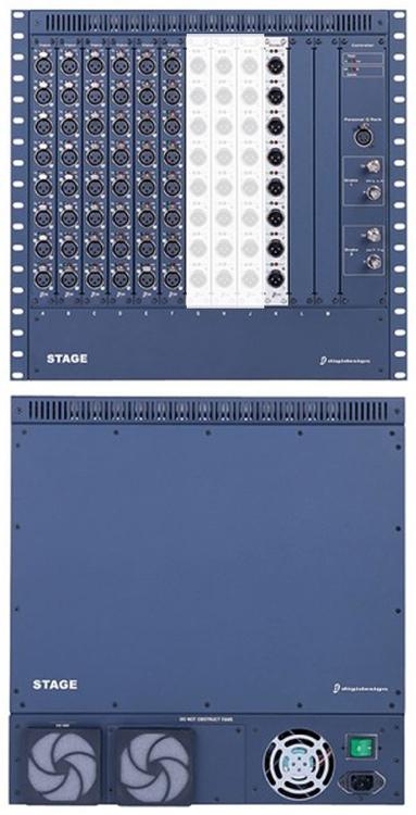Avid VENUE D-Show 48x8 Stage Rack image 1