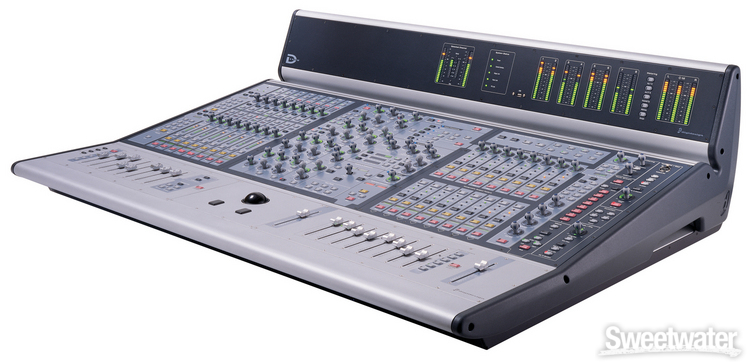 Avid VENUE D-Show Main and Sidecar System image 1