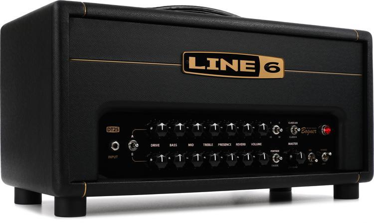 Line 6 DT25 HD 25-watt Modeling Amp Head image 1