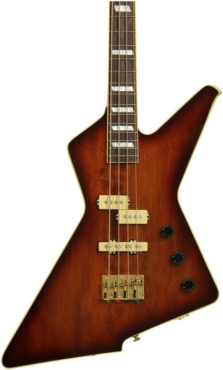 Ibanez DTB400 - Ruby Brown Burst image 1