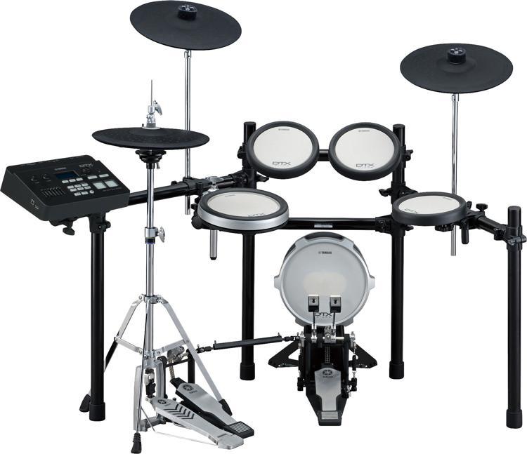 Yamaha DTX720K Electronic Drum Set image 1