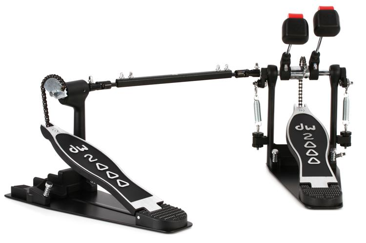 DW 2000 Series Double Pedal image 1