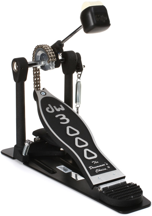 dw dwcp3000 kick drum pedal sweetwater. Black Bedroom Furniture Sets. Home Design Ideas