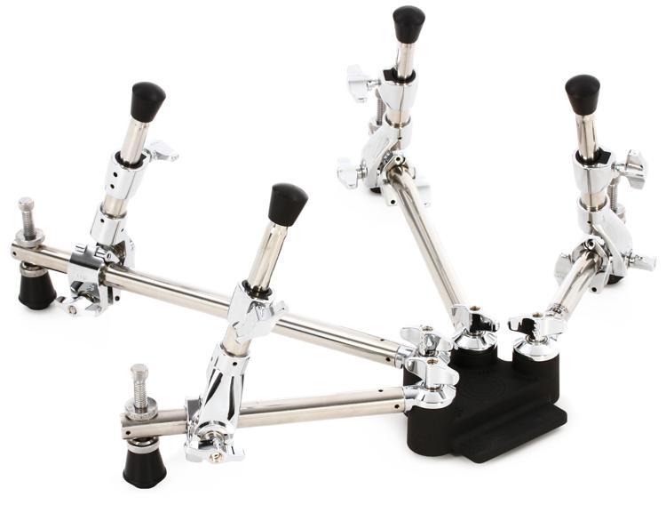 DW Adjustable Bass Drum Riser image 1