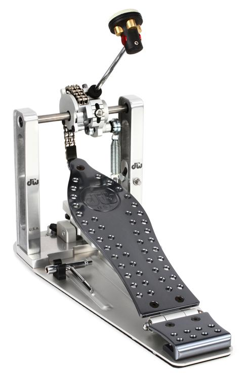 DW Machined Bass Drum Pedal Chain Drive - Single image 1