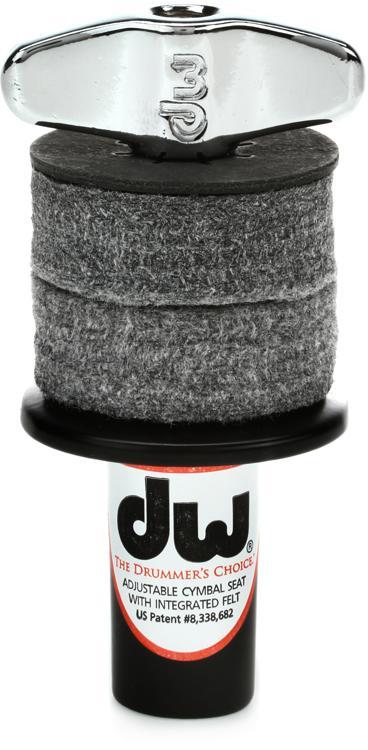 DW DWSM2230 Seat, Felt, Stem, Wing Nut Combo Pack image 1