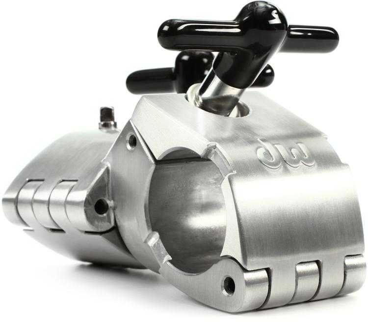 DW T Leg Clamp With Drum Key Screw 9000 Series Rack image 1