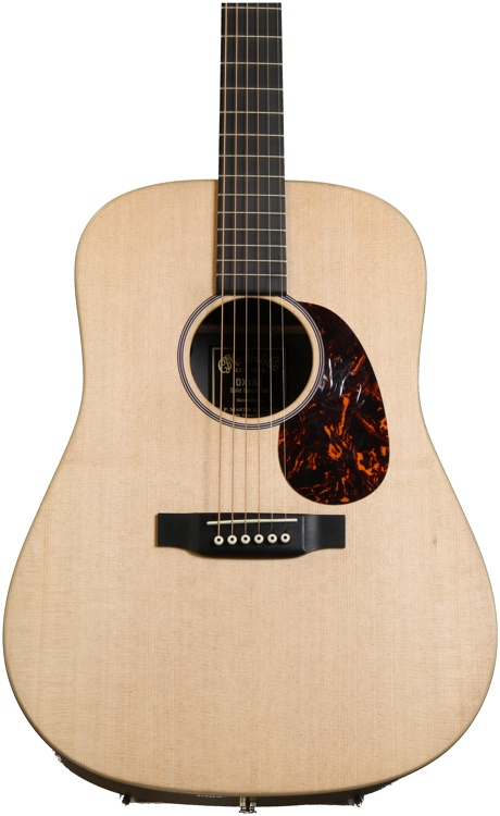 Martin DX1AE Solid Top Dreadnought Acoustic/Electric - Mahogany HPL Back and Sides image 1