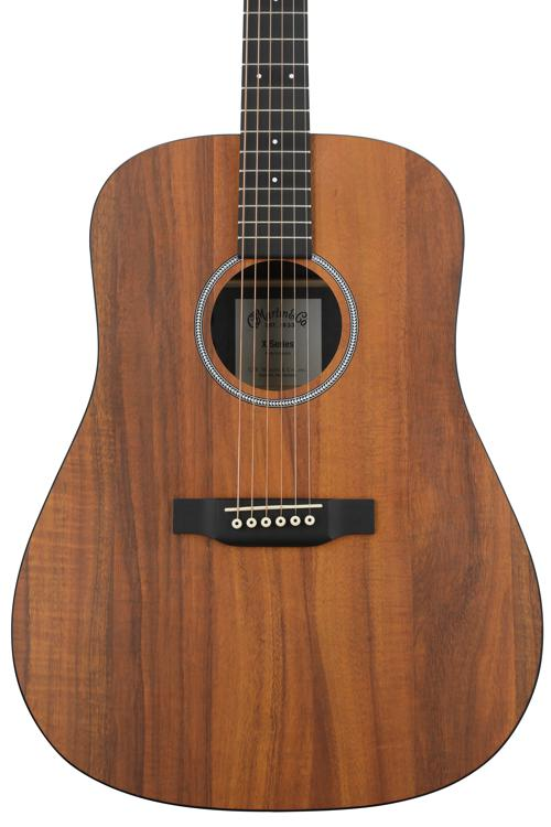 Martin DXK2AE Dreadnought Acoustic Electric image 1