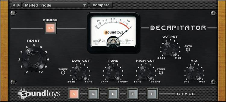 Soundtoys Decapitator Plug-in image 1
