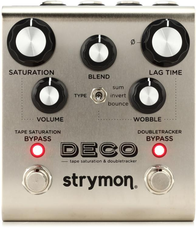 Strymon Deco Tape Saturation and Doubletracker Delay Pedal image 1