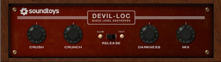 Soundtoys Devil-Loc Deluxe Plug-in image 1