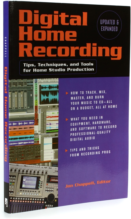 BackBeat Books Digital Home Recording image 1