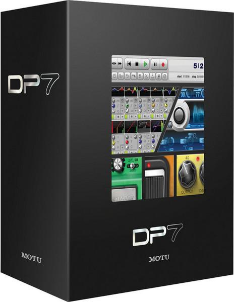 MOTU Digital Performer 7 Competitive Crossgrade image 1